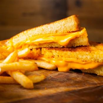 DD Burger UrWay Grilled Cheese Sandwich